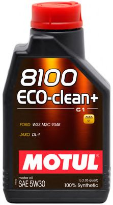 Масло моторное 5W30 8100 Eco-clean+ (5л)